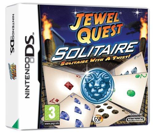 Jewel Quest Solitaire (Nintendo DS) [Importación Inglesa] Tienda